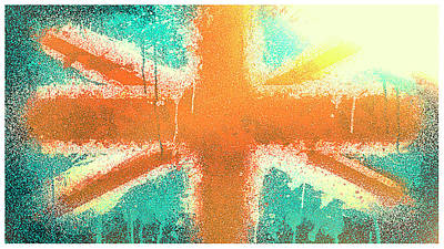 Photograph - Union Flag by Spikey Mouse Photography