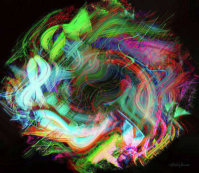 Digital Art - Union by Linda Sannuti
