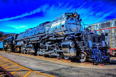 Photograph - Union Pacific Big Boy by Dale R Carlson