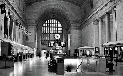 Photograph - Union Station by David Cabana