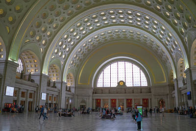 Photograph - Union Station  by Jared Windler
