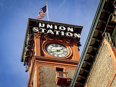 Photograph - Union Station by Jean Noren