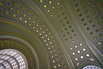 Photograph - Union Station Main Hall #2 by Stuart Litoff