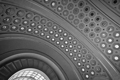Photograph - Union Station Main Hall #3 by Stuart Litoff