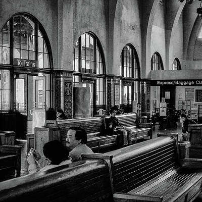 Photograph - Union Station -  San Diego by Samuel M Purvis III