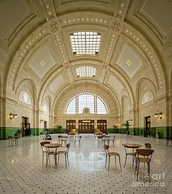 Photograph - Union Station Seattle by Jerry Fornarotto