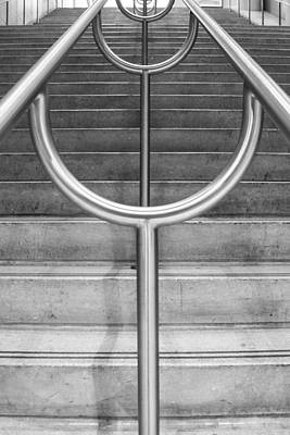 Photograph - Union Station Stairs by Kyle Howard