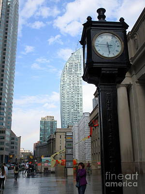 Photograph - Union Station Toronto 2 by Randall Weidner