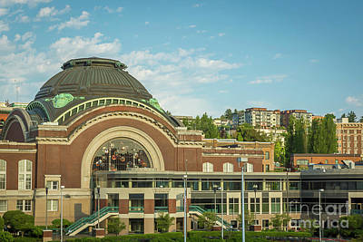 Photograph - Union Station,tacoma  by Sal Ahmed