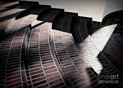 Photograph - Union Steps by Jenny Revitz Soper