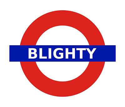 Digital Art - United Britain - Blighty by Richard Reeve