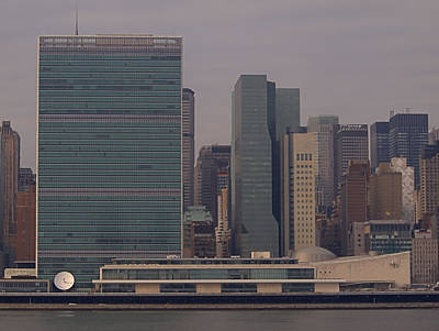 Photograph - United Nations by  Newwwman