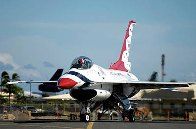 United States Air Force Thunderbirds Art Print