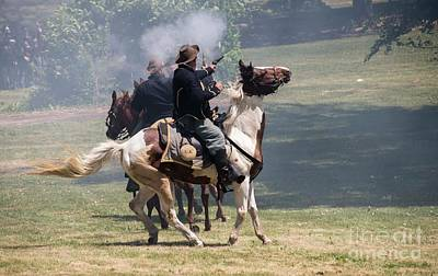 Photograph - United States Civil War - 4 by David Bearden