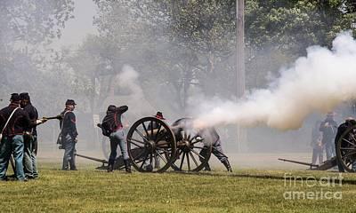 Photograph - United States Civil War by David Bearden
