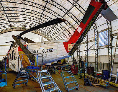 Photograph - United States Coast Guard 346 by Jeff Stallard