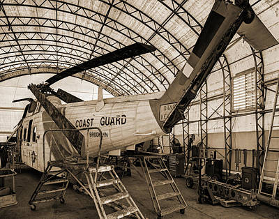 Photograph - United States Coast Guard 347 by Jeff Stallard