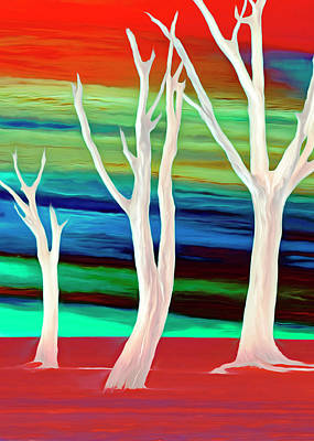 Photograph - United Trees by Munir Alawi