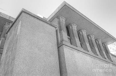 Photograph - Unity Church - Infrared by David Bearden
