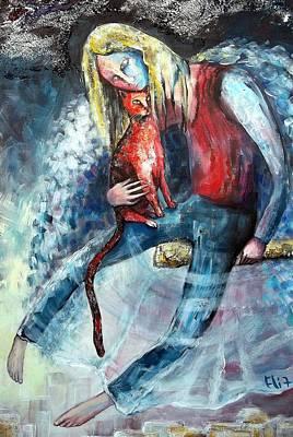 Unity Art Print by Elisheva Nesis