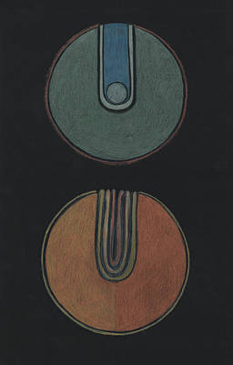 Visionary Art Drawing - Unity Mandalas  by Kim Alderman
