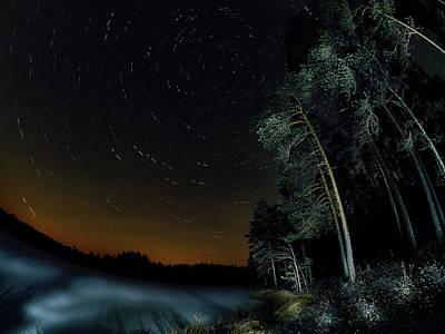 Photograph - Universal Code by Jouko Lehto