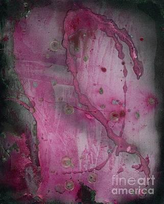 Universal Goddess 2 Of 3 Art Print
