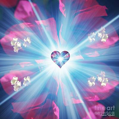 Photograph - Universal Heart by Leanne Seymour