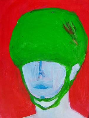Universal Solider Art Print by Judith Redman