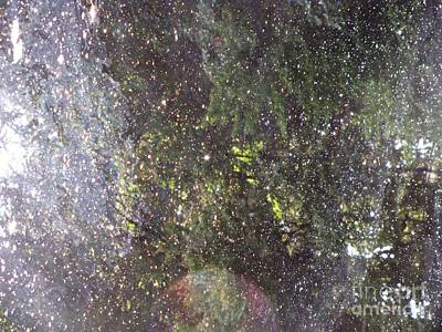 Photograph - Universe In Water by Melissa Stoudt