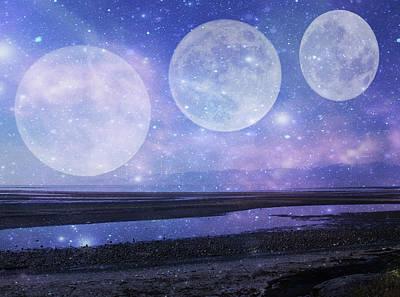 Photograph - Moon Dreams by Marilyn Wilson