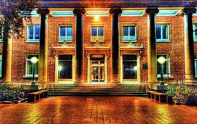 Mixed Media - University Of Arizona  by DJ Fessenden