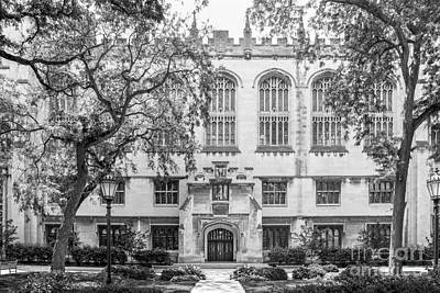 Hyde Park Photograph - University Of Chicago Harper Memorial Library by University Icons