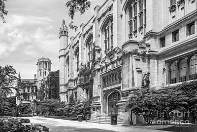 Hyde Park Photograph - University Of Chicago Stuart Hall by University Icons