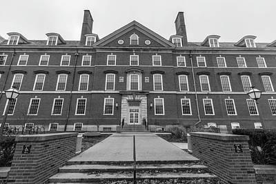 Photograph - University Of Illinois Campus 2 by John McGraw