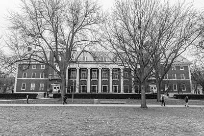 Photograph - university of Illinois English Building by John McGraw