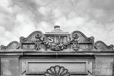 Iowa Photograph - University Of Iowa - State University Of Iowa by University Icons