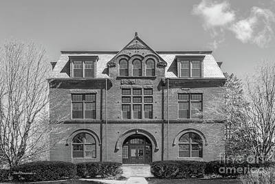 Special Occasion Photograph - University Of Maine Coburn Hall by University Icons