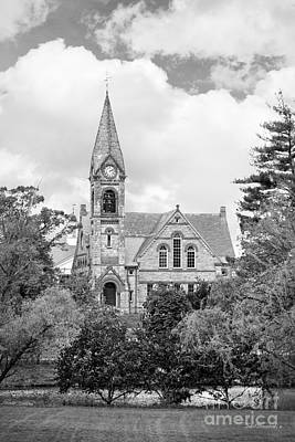 Special Occasion Photograph - University Of Massachusetts Amherst Old Chapel by University Icons