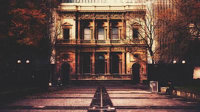 Photograph - University Of Melbourne by Unsplash