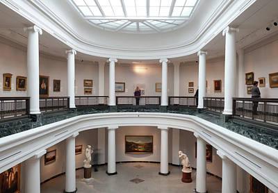 Photograph - University Of Michigan Art Museum by Dan Sproul