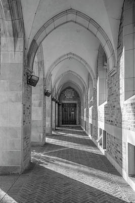 Photograph - University Of Notre Dame 4 by John McGraw