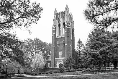 Special Occasion Photograph - University Of Richmond Boatwright Library by University Icons