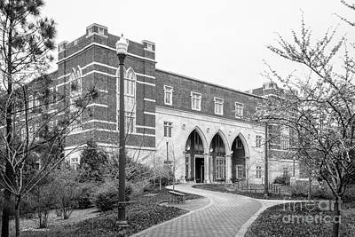 Special Occasion Photograph - University Of Richmond Weinstein International Center by University Icons