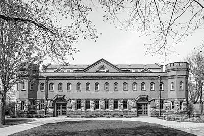 Photograph - University Of South Dakota Belbas Center by University Icons