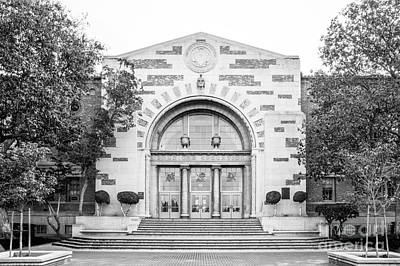Photograph - University Of Southern California Physical Ed by University Icons