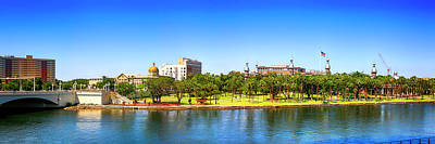 Photograph - University Of Tampa by Chris Smith