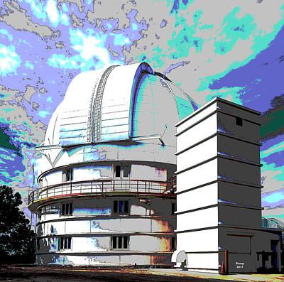 Mcdonalds Mixed Media - University Of Texas At Austin by Charles Shoup