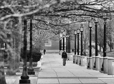 Photograph - University Walk by Coby Cooper