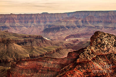 Photograph - Unkar Delta by Robert Bales